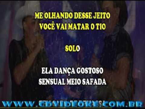 Gino & Geno & Rick E Renner   Cê Quer Matar O Tio