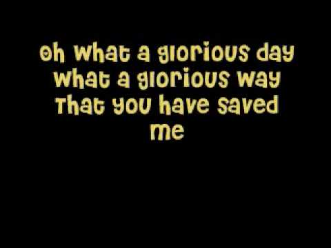 Tim Hughes - Happy Day (With Lyrics On Screen)