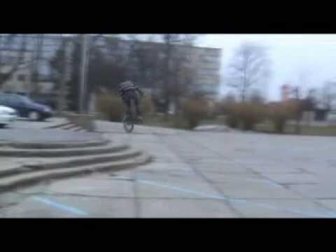warehouse bmx rider hinko pavlec
