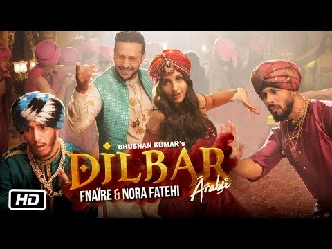 Download Lagu  Dilbar Arabic Version | Fnaire Feat. Nora Fatehi Mp3 Free
