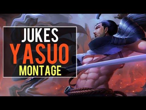 Jukes Yasuo Montage | Best Yasuo Plays [IRIOZVN]
