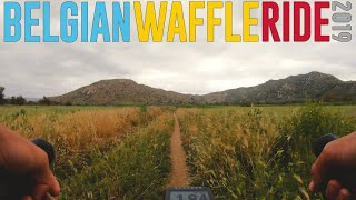 I CANT believe my ROAD BIKE survived this race (The Belgian Waffle Ride - A RACE BREAKDOWN)