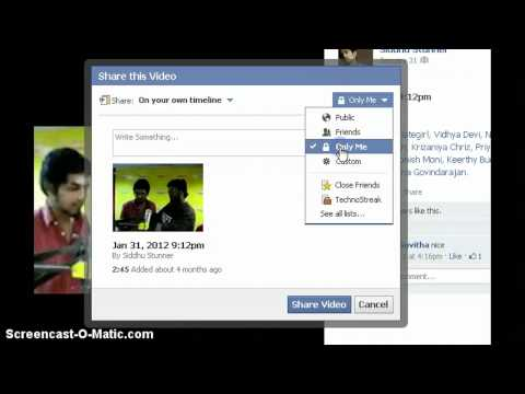 How to Download Videos from Facebook [Without using any software]