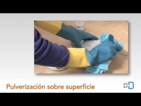 Sprint Limpiador abrillantador multiusos - Disarp, soluciones globales de higiene