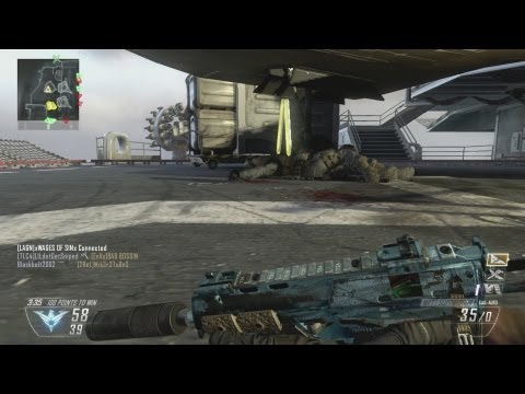 COD Black Ops 2 - Destroying the Environment