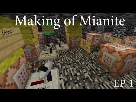 The Making of Mianite - Behind the Scenes - Episode 1