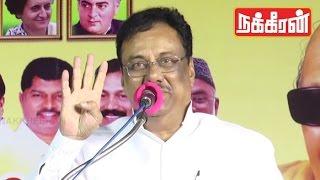 EVKS says Funny story of Vijayakanth & Vaiko Team