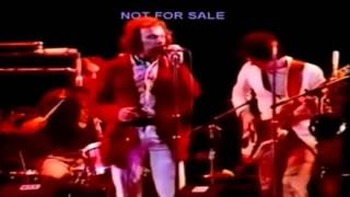 Van Morrison, Caravan, Last Waltz Rehearsal Live unedited