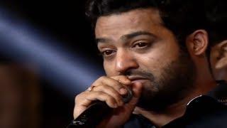 Jr NTR Emotional Speech @ Aravindha Sametha Pre Release Event   Jr. NTR, Pooja Hegde