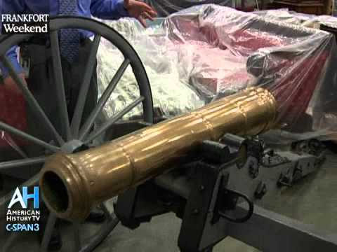 LCV Cities Tour - Frankfort: The Old Arsenal and the Kentucky Military History Museum