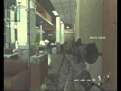 [XGB] Tuto : comment apprendre à jouer au sniper sur Modern warfare 2