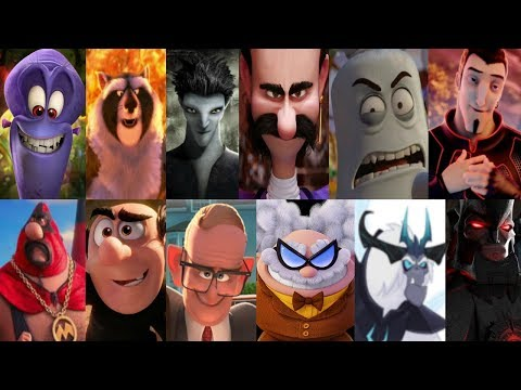 Defeats of my Favorite Animated Non-Disney Villains Part 6