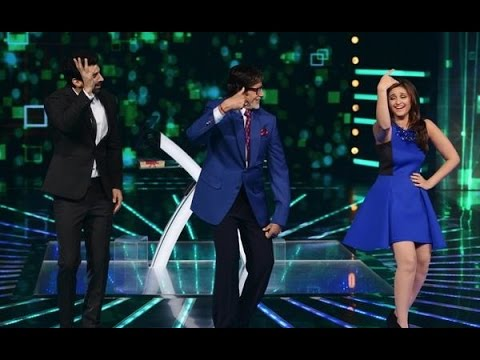 Kaun Banega Crorepati Season 8 Opening Episode 17th August 2014 video