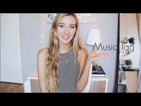 The Music Tag! | ZaraForever