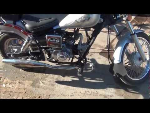 Pagsta 50cc Motorbike :)