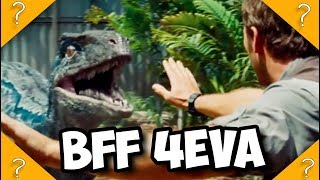 The Raptors Never SWITCHED SIDES in Jurassic World