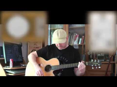 Learning To Fly - Pink Floyd - Acoustic Guitar Lesson