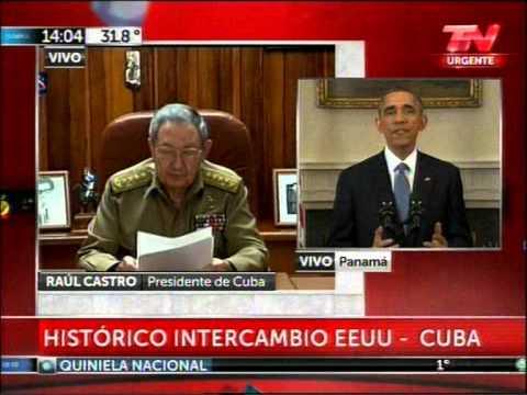 El discurso de Raúl Castro