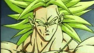 Goku vs Broly (Full Fight)
