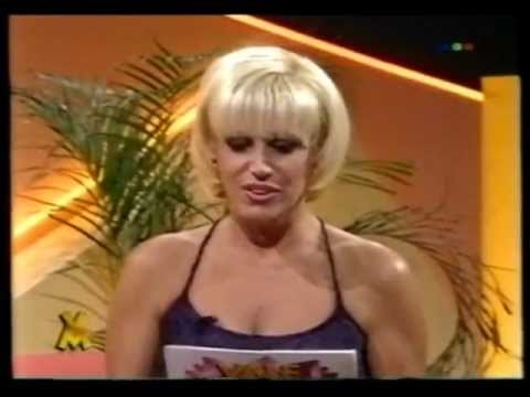 Valeria Lynch - Vale Valeria Cámara cómplice a Las Sabrosas Zarigüellas