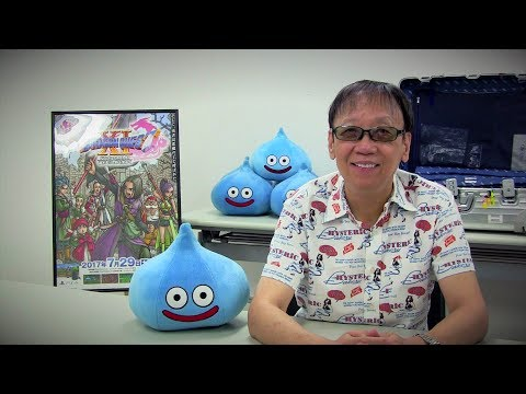 A Message for Dragon Quest Fans Around the World [multi-language subtitles]