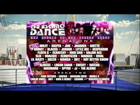 Wiley Presents: Eskimo Dance 2012@Proud2, Greenwich O2, London | UKG, Funky House, Grime