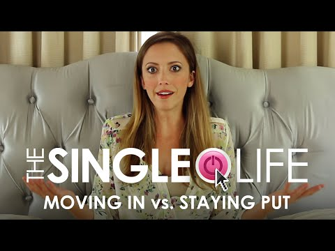 Dating Tips: When to Move in vs. When to Stay Put – The Single Life