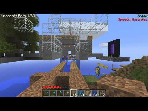 Minecraft Griefing - Spy3991's Server