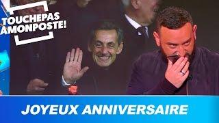 Cyril Hanouna appelle Nicolas Sarkozy et lui souhaite son anniversaire !