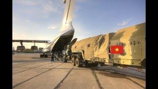 Báo chí thế giới xôn xao về loạt Vũ Khí mới mua trong năm 2018 của quân đội Việt Nam