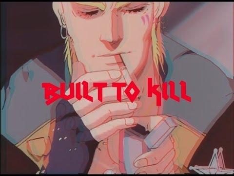 Lazerhawk - Built to Kill