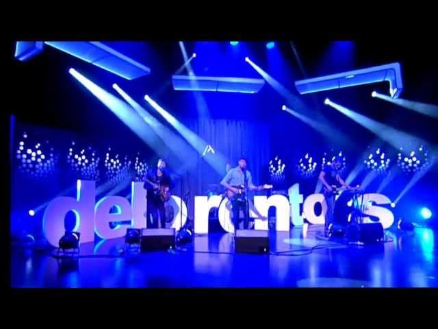 Delorentos - Petardu (Live on The Late Late Show)