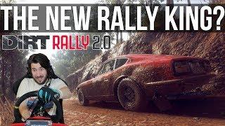 Can DiRT Rally 2.0 FINALLY De-throne Richard Burns Rally?