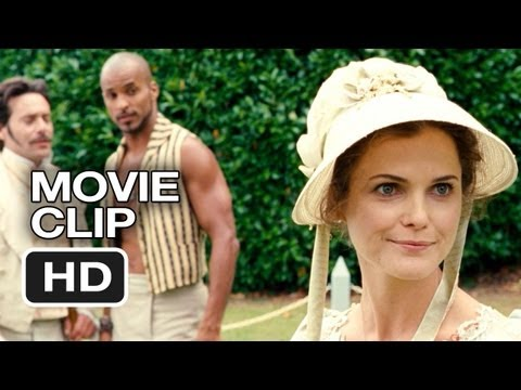 Austenland Movie CLIP - Fictional (2013) - Keri Russell Movie HD