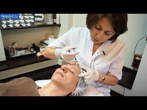 Биоревитализация лица в салоне красоты Paul Mitchell