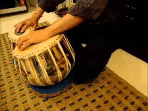 JANE KAHAN GAYE WO DIN -TABLA INSTRUMENTAL BY RAJIV GOEL
