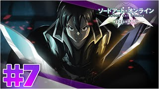 Sword Art Online Lost Song | Let