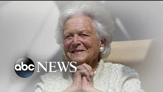 Download Lagu Former First Lady Barbara Bush in failing health Gratis STAFABAND