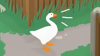 HONK HONK AM GOOSE (Untitled Goose Game) - Part 1