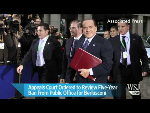 Italy Court Upholds Berlusconi Fraud Conviction