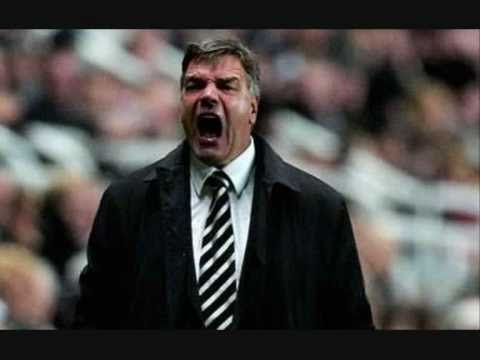 Sam Allardyce - as seen by the