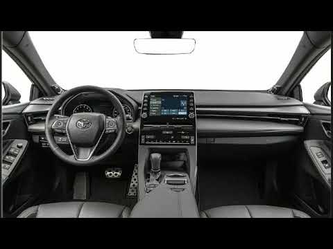 2019 Toyota Avalon Video