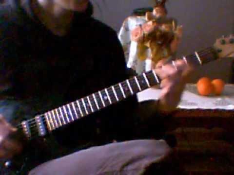 Dark Funeral - Attera Totus Sanctus - guitar cover
