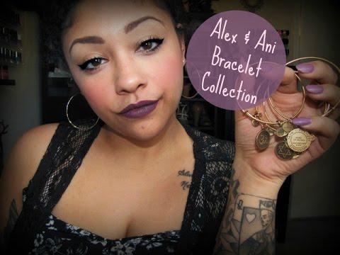 My Alex & Ani Bracelet Collection - Worth the hype?