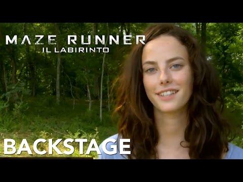 Maze Runner - Il labirinto  Speciale Cast Meet The Gladers sub ita  20th Century Fox