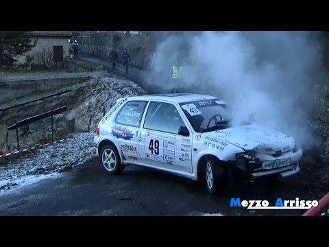 Rallye Hivernal du Dévoluy 2016 - Crash and Show [HD]