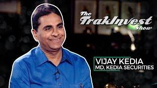 The TrakInvest Show - Special Guest - Vijay Kedia