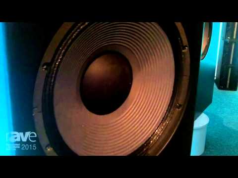 ISE 2015: Alcons Audio Describes the Cinema Reference Monitor System