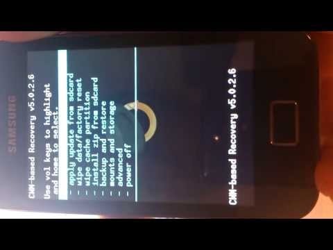 android 4.2.2 para samsung galaxy ace gt-s5830