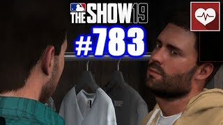 CROSBY'S HEART IS BROKEN! | MLB The Show 19 | Road to the Show #783